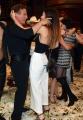 Foto/Gioia Botteghi 19/05/2018 Roma, Serata finale di Ballando con le stelle, nella foto: Cesare Bocci  con la figlia Mia  Italy Photo Press - World Copyright