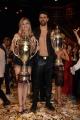 Foto/Gioia Botteghi 19/05/2018 Roma, Serata finale di Ballando con le stelle, nella foto: secondi classificati, Francisco Porcella e Anastasia kuzmina  Italy Photo Press - World Copyright