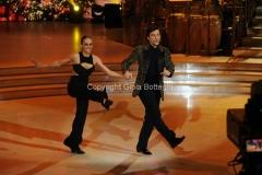 07/12/2013 Roma ultima puntata di Ballando con le stelle, nella foto: Lorenzo Flaherty e Natalia Titova