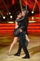 25/02/2017 Roma Prima puntata di Ballando con le stelle, nella foto: Roberto Mancini e Roberta Pettarini