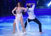 25/02/2017 Roma Prima puntata di Ballando con le stelle, nella foto: Alba Parietti e Marcello Nuzio