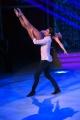 25/02/2017 Roma Prima puntata di Ballando con le stelle, nella foto: Christopher Leoni e Ekaterina Vaganova