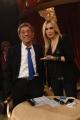 25/02/2017 Roma Prima puntata di Ballando con le stelle, nella foto: Roberta Bruzzone e Sandro Mayer