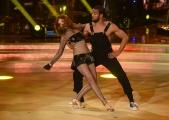 25/02/2017 Roma Prima puntata di Ballando con le stelle, nella foto: Giuliana de Sio e Maykel Fonts