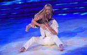 25/02/2017 Roma Prima puntata di Ballando con le stelle, nella foto: Martina Stella e Samuel Peron
