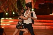 25/02/2017 Roma Prima puntata di Ballando con le stelle, nella foto: Antonio Palmese e Samanta Togni