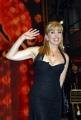 10/1/2009 Roma tresmissione BALLANDO CON LE STELLE nella foto: Milly Carlucci