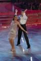 10/1/2009 Roma tresmissione BALLANDO CON LE STELLE nella foto: Emanuele Filiberto e Natalia Titova