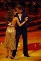 29/09/07 Prima puntata di BALLANDO CON LE STELLE, nelle foto: Michael Reale con Marta Faiola