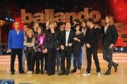 20/02/2016 Roma Ballando con le stelle puntata, nella foto: il cast