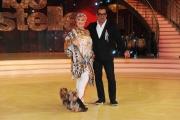 20/02/2016 Roma Ballando con le stelle puntata, nella foto: La giuria Carolyn Smith, Guillermo Mariotto