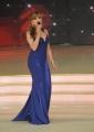 20/02/2016 Roma Ballando con le stelle puntata, nella foto: Milly Carlucci