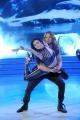 20/02/2016 Roma Ballando con le stelle puntata, nella foto: Daniel Nilsson e Valeriia Belozerova