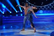20/02/2016 Roma Ballando con le stelle puntata, nella foto: Asia Argento e Maykel Fonts