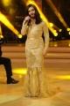 20/02/2016 Roma Ballando con le stelle puntata, nella foto: Valerio Scanu nell'imitazione di Concita Wurst