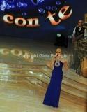 24/03/2012 Roma, prima puntata di Ballando con te, nella foto: Milly Carlucci