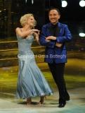 Roma 26/02/2011 Prima puntata di BALLANDO CON LE STELLE, nella foto: Alessandro Di Pietro e Annalisa Longo