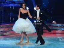 Roma 26/02/2011 Prima puntata di BALLANDO CON LE STELLE, nella foto: Alessia Filippi e Raimondo Todaro