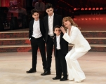 Foto/Gioia Botteghi 07/04/2018 Roma,  quinta puntata di Ballando con le stelle 2018, nella foto  i fratelli Garganelli  Italy Photo Press - World Copyright