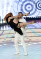 Foto/Gioia Botteghi 07/04/2018 Roma,  quinta puntata di Ballando con le stelle 2018, nella foto Cesare Bocci e Alessandra Tripoli  Italy Photo Press - World Copyright