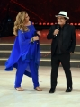 Foto/Gioia Botteghi 07/04/2018 Roma,  quinta puntata di Ballando con le stelle 2018, nella foto Romina e Albano  Italy Photo Press - World Copyright