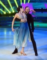 Foto/Gioia Botteghi 07/04/2018 Roma,  quinta puntata di Ballando con le stelle 2018, nella foto Gessica Notaro e Stefano Oradei  Italy Photo Press - World Copyright