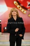 05/10/2013 Roma Ballando con le stelle , nella foto Milly Carlucci
