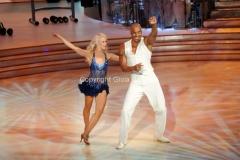 05/10/2013 Roma Ballando con le stelle , nella foto Amaurys Perez e Veera Kinnunen