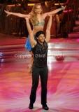 05/10/2013 Roma Ballando con le stelle , nella foto Jesus Luz e Agnese Junkure
