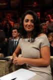 11/09/2012 Roma Prima puntata di Ballarò nella foto: l'economista Irene Tinagli