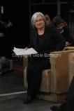 12/11/2011 Roma, puntata speciale di Ballarò raitre, nella foto Rosy Bindi