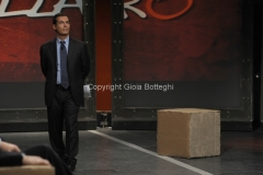 12/11/2011 Roma, puntata speciale di Ballarò raitre, nella foto Giovanni Floris