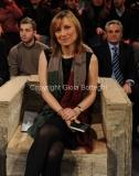 15/01/2013 Roma trasmissione rai Ballarò, ospite Antonella Nonino