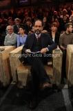 15/01/2013 Roma trasmissione rai Ballarò, ospite Ingroia
