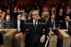 i 15/01/2013 Roma trasmissione rai Ballarò, ospite Quadrio Curzio
