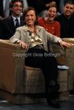 06/12/2011 Roma, Puntata di Ballarò con il ministro Elsa Fornero