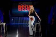 """Foto/IPP/Gioia Botteghi Roma 02/06/2021 trasmissione """"Belve"""" rai2, nella foto la conduttrice Francesca Fagnani Italy Photo Press - World Copyright"""