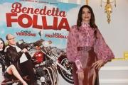Foto/IPP/Gioia Botteghi 05/01/2018 Roma, presentazione rai del film Benedetta Follia, nella foto Ilenia Pastorelli Italy Photo Press - World Copyright