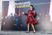 Foto/IPP/Gioia Botteghi Roma 21/03/2019 Presentazione del film Bentornato Presidente, nella foto: SARAH FELBERBAUM Italy Photo Press - World Copyright