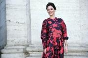 Foto/IPP/Gioia Botteghi Roma 21/03/2019 Presentazione del film Bentornato Presidente, nella foto: SARAH FELBERBAUM Italy Photo Press - World Copyright