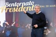 Foto/IPP/Gioia Botteghi Roma 21/03/2019 Presentazione del film Bentornato Presidente, nella foto: Antonio Milo Italy Photo Press - World Copyright