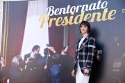 Foto/IPP/Gioia Botteghi Roma 21/03/2019 Presentazione del film Bentornato Presidente, nella foto: MARTA GASTINI Italy Photo Press - World Copyright