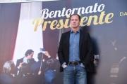 Foto/IPP/Gioia Botteghi Roma 21/03/2019 Presentazione del film Bentornato Presidente, nella foto: Pietro Sermonti Italy Photo Press - World Copyright