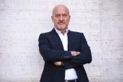 Foto/IPP/Gioia Botteghi Roma 21/03/2019 Presentazione del film Bentornato Presidente, nella foto: Claudio Bisio Italy Photo Press - World Copyright