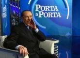 Foto/IPP/Gioia Botteghi 11/01/2018 Roma Berlusconi a porta a porta Italy Photo Press - World Copyright