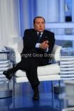 25/05/2011 Roma, Berlusconi ospite di Porta a porta