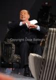 28/05/2015 Roma Berlusconi ospite di VIRUS di Nicola Porro