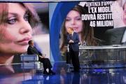 Foto/IPP/Gioia Botteghi 16/11/2017 Roma Berlusconi a porta a porta Italy Photo Press - World Copyright