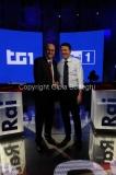 28/11/2012 Roma, Confronto Bersani Renzi in rai
