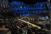 Roma 25/05/2009 concerto di Bocelli al Colosseo